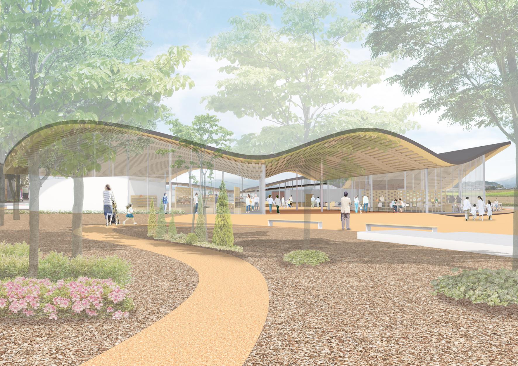 (仮称)道の駅北郷 設計デザイン技術提案コンペ