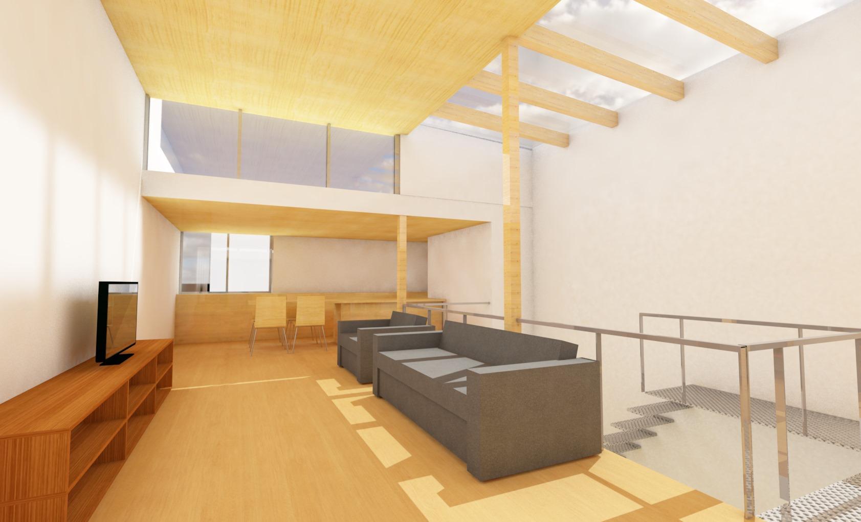 新森の住宅 基本設計完了