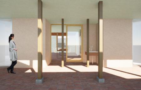北白川のアパートメント 基本設計完了