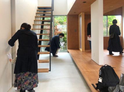 鎌倉山の住宅 内覧会