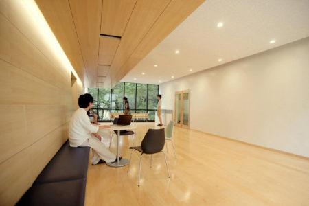 千葉大学デザイン学科棟 / Chiba University Design department