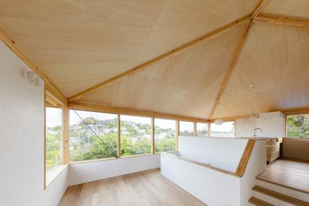 鎌倉山の住宅 / House in Kamakurayama