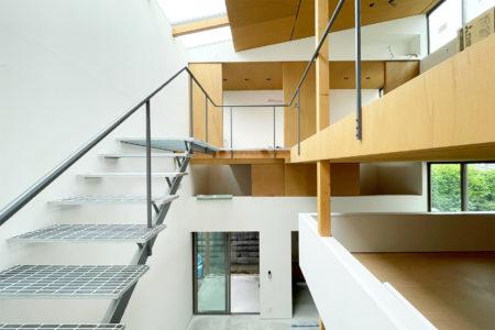 新森の住宅 / House In Shinmori